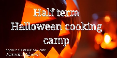 Half Term Daily Cooking Adventure (7-12 y/o) with Chef Natasha Shamji(Zoom) tickets
