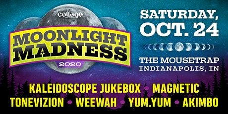 MOONLIGHT MADNESS 2020 tickets