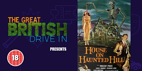 The House on Haunted Hill (Doors Open at  20:15) tickets