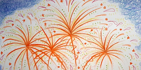 Get Drawing Fireworks: Art for Wellbeing Workshop tickets