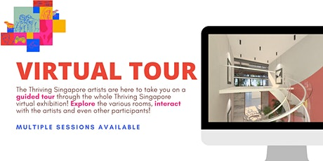 Guided Virtual Tour | Thriving Singapore Exhibition tickets
