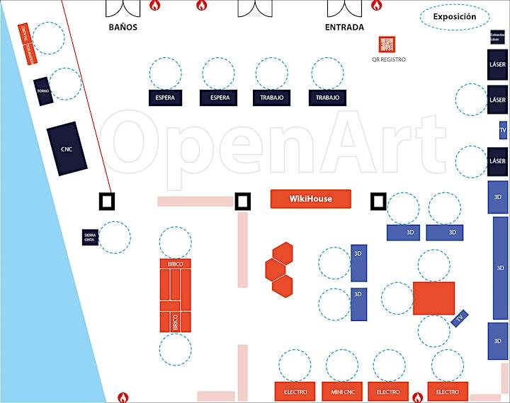 Imagen de Viernes Abierto OpenArt  >>  26 de Febrero