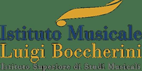Concerto Inaugurazione Anno Accademico 2020/2021 biglietti