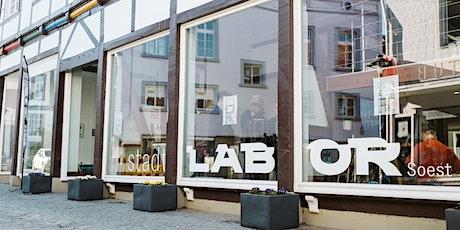 27.10.2020 // StadtLABOR Soest – Damit alle mit kommen! Tickets