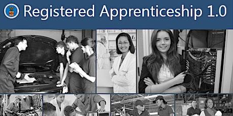 Apprenticeship 1.0 - The Basics tickets