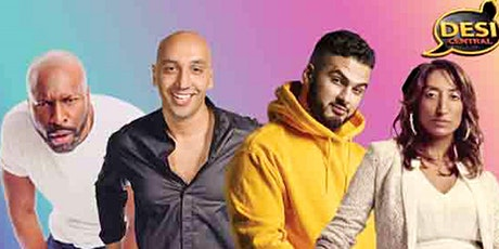 Desi Central Comedy Show - Hornchurch tickets