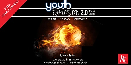 Youth Explosion 2.0 tickets