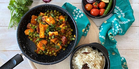 Matar Paneer (Paneer cooked with peas in tomato gravy) tickets