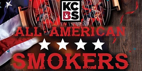 2021 Vendor Registration -  All American Smokers tickets