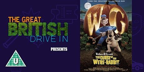 Wallace & Gromit: Curse of the Were-Rabbit (Doors Open at  14:00)