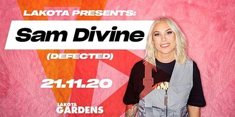 Lakota Presents: Sam Divine tickets