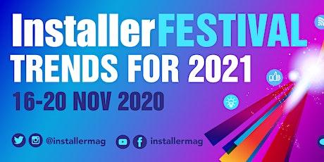 InstallerFESITVAL - Trends For 2021 tickets
