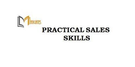 Practical Sales Skills 1 Day Virtual Live Training in Winnipeg tickets