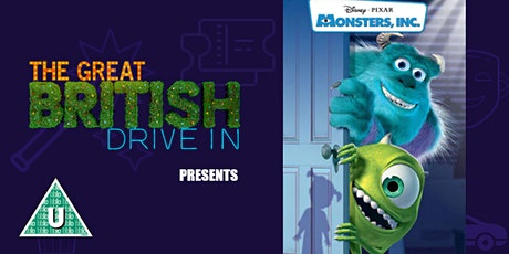 Monsters Inc. (Doors Open at  14:00) tickets