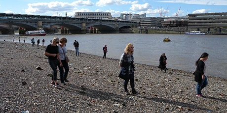 Bankside Foreshore Guided Walk tickets