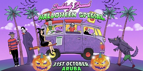 Suddenly Brunch: Halloween Brunch tickets