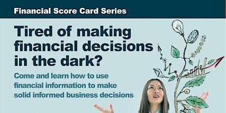 Financial Scorecard Series tickets