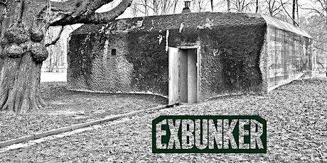 EXpositie EXbunker tickets