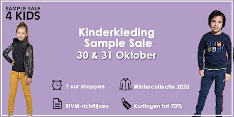 Wintercollectie 2020 Kinderkledingsale | 30 & 31 oktober tickets