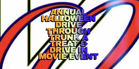 Kustom Creations Car  &Truck Organization Trunk a Treat and Drive in Movie tickets
