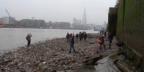 Wapping Foreshore Guided Walk tickets
