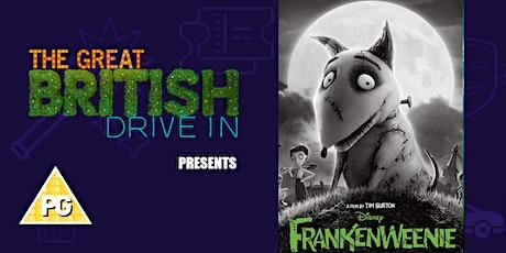Frankenweenie (Doors Open at  16:00) tickets