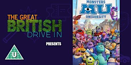 Monsters University (Doors Open at  11:00) tickets