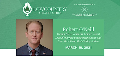 Lowcountry Speaker Series: Robert O'Neill 2021 - 7:30pm tickets