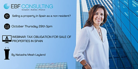 Tax obligation for sale of properties in Spain tickets