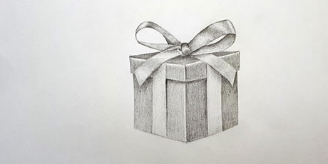 Get Drawing Christmas Presents: Art for Wellbeing Workshop tickets