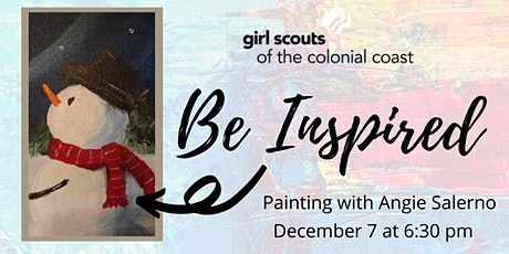 Be Inspired- Painting with Angie Salerno tickets
