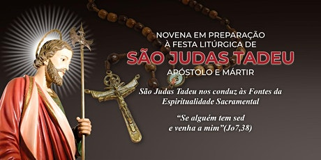 7º dia da Novena em honra a São Judas • 19h30