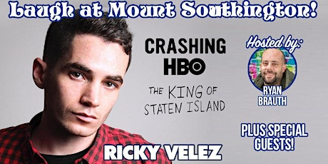 Ricky Velez at Mount Southington tickets