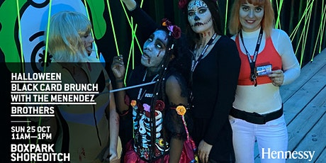 Halloween Black Card Brunch w/ The Menendez Brothers tickets