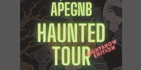 APEGNB Haunted Tour #2020 edition tickets