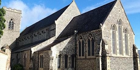 Annual Parochial Church Meeting (APCM) - 25th October tickets
