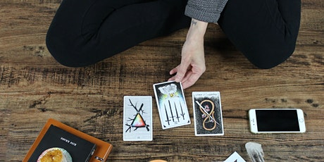 Tarot + Journaling for Self-Discovery tickets