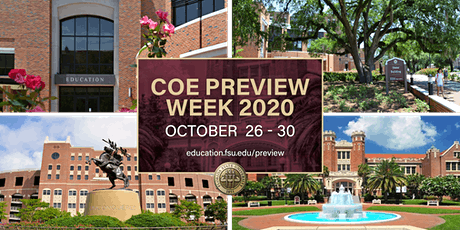 COE Preview: Student Q&A tickets