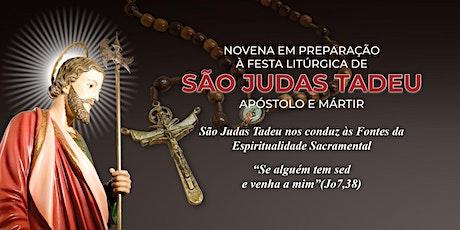 9º dia da Novena em honra a São Judas • 15h