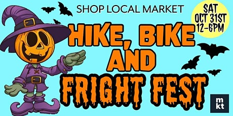 HIKE, BIKE AND FRIGHT FEST M-K-T HEIGHTS tickets