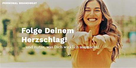 """PERSONAL BRANDBEAT - EXTRA  Workshop """"Zeitenwende"""" Tickets"""