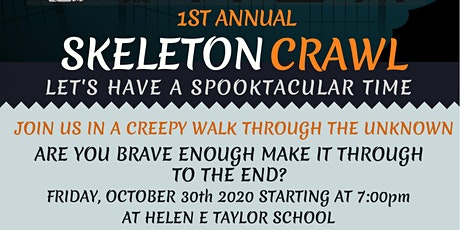 Skeleton Crawl tickets
