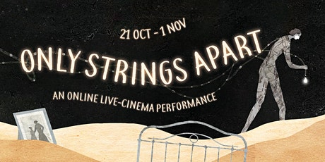 Online livestream: Only Strings Apart