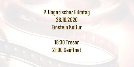 9. Ungarischer Filmtag Tresor/Trezor Tickets