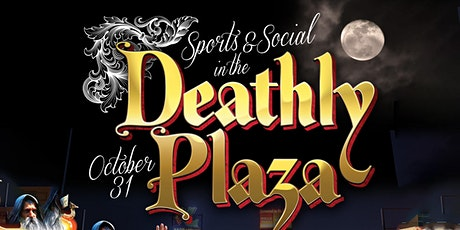 Halloween 2020 at Sports & Social In The Deathly Plaza tickets