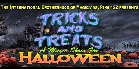 I.B.M. Halloween Magic Show tickets