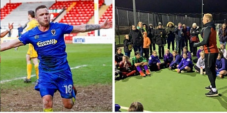 FREE  GIRLS ONLY FOOTBALL SKILLS SESSION IN STEVENAGE WITH DEAN PARRETT tickets
