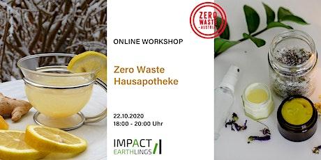 ONLINE Workshop Zero Waste Hausapotheke Tickets