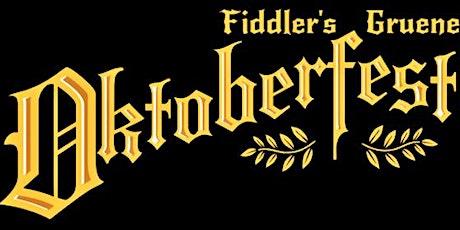 Oktoberfest  (Fiddler's Gruene) tickets