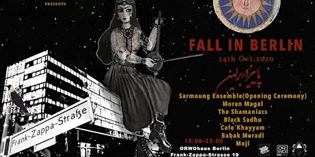 Fall in Berlin  پاییز در برلین Tickets